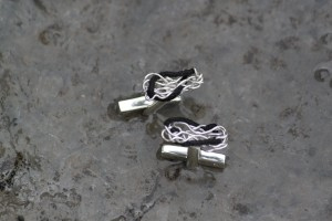 PERFECTLY IMPERFECT Cufflinks